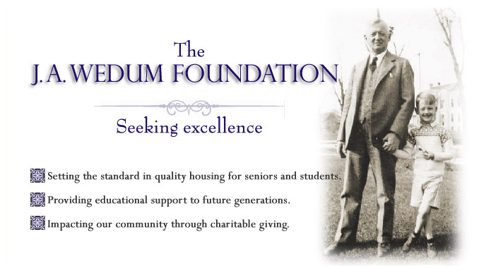 The J. A. Wedum Foundation: Seeking Excellence